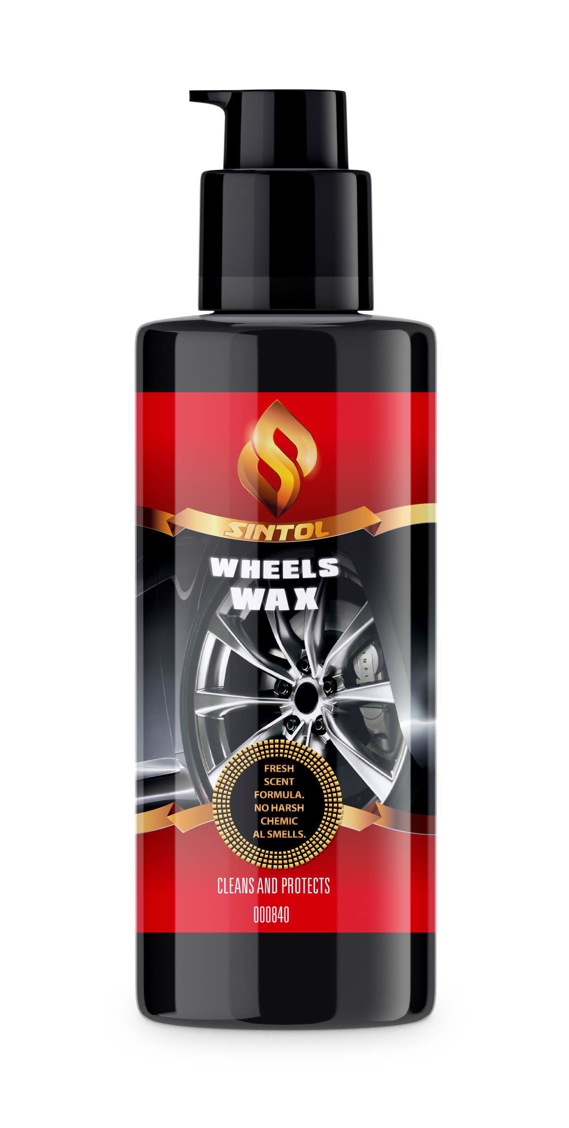 WHEELS WAX